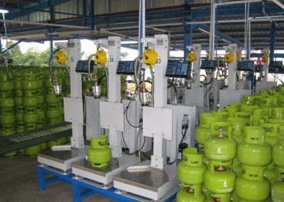 ELIXIR EK 670 C2 Stationary Electronic Filling Machine for Domestic & Industrial Cylinders