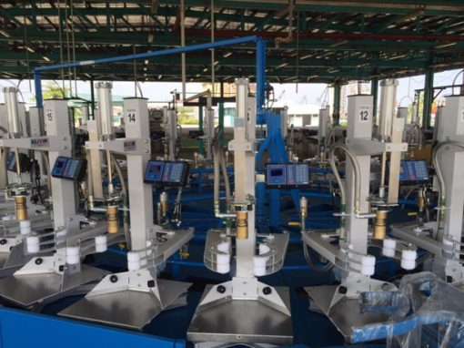 ELIXIR EK 670 C2 Electronic Filling Machine for Carousel