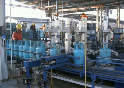 LPG Bottling & Distribution Services