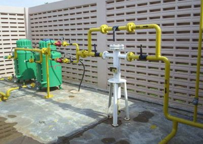 LPG Piping & Reticulation